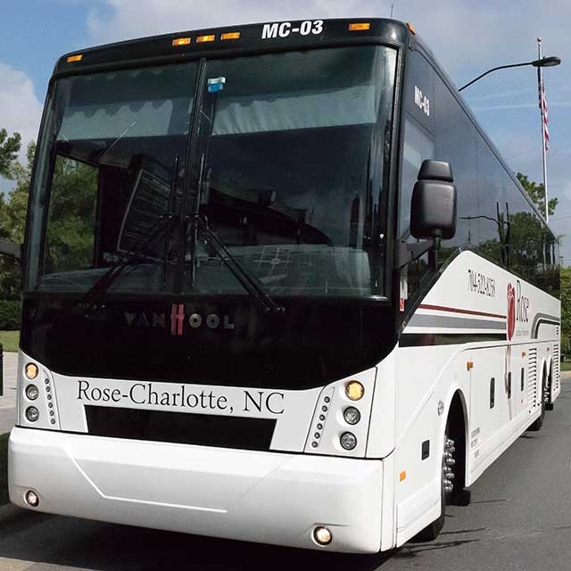 Rose Motorcoach Transportation Services