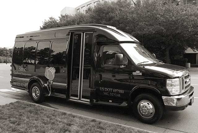 Rose Transportation Corporate Transfers
